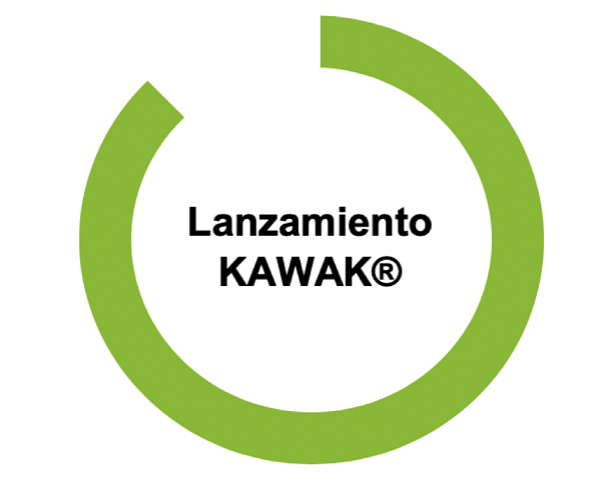 Lanzamiento Software KAWAK®