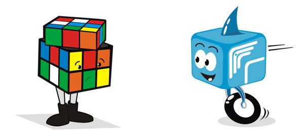 Rubik - Kubik